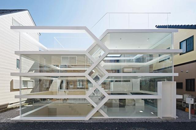 #5 S – HOUSE, YUUSUKE KARASAWA, OOMIYA, SAITAMA PREFECTURE