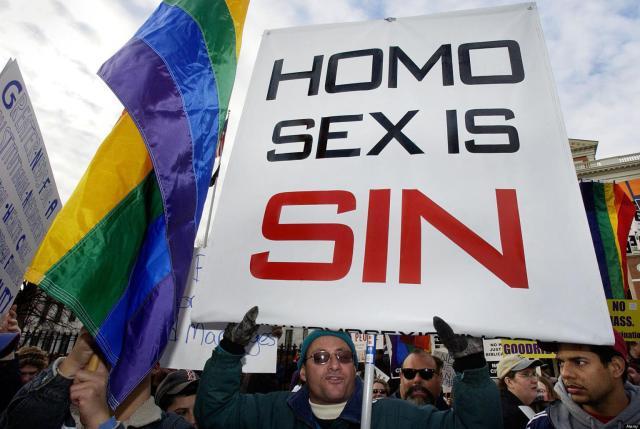 Ταυτίζοντας την ομοφυλοφιλία με την φυματίωση
