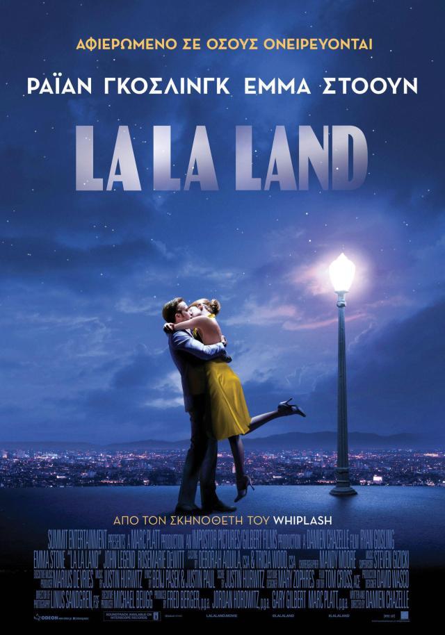 la la land_poster