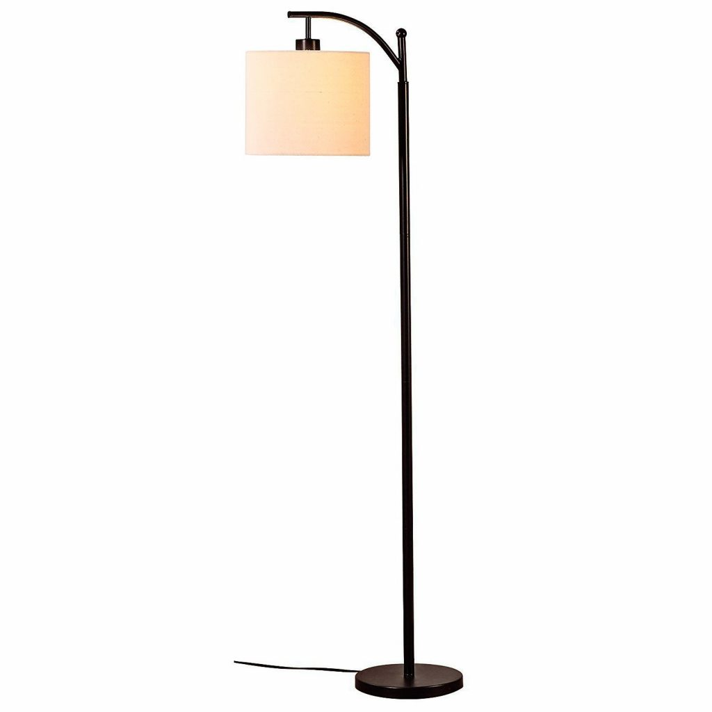 Arc Floor Lamp Black Shade Top 10 Best Floor Lamps In 2019 Paramatan