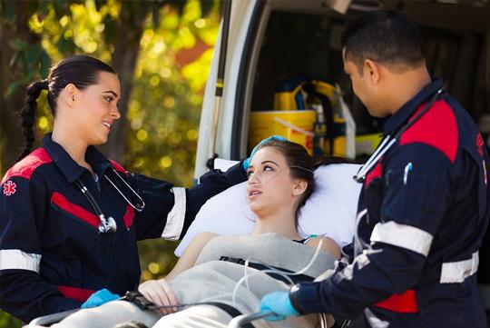 Critical Care Paramedic Queensland Ambulance Service - Paramedicine