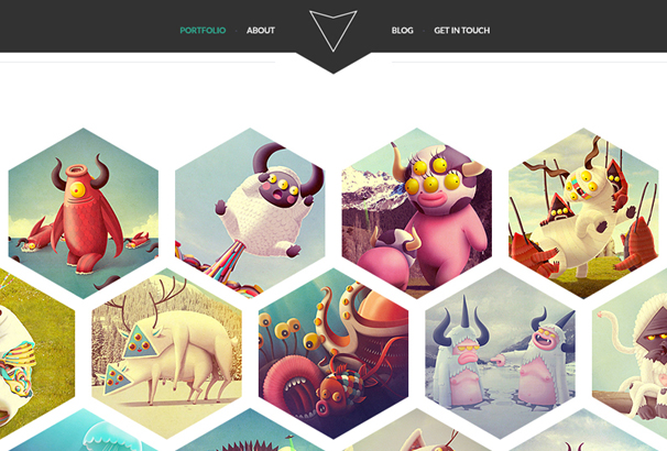 30+ Best Free Portfolio Website PSDs to Download 2018
