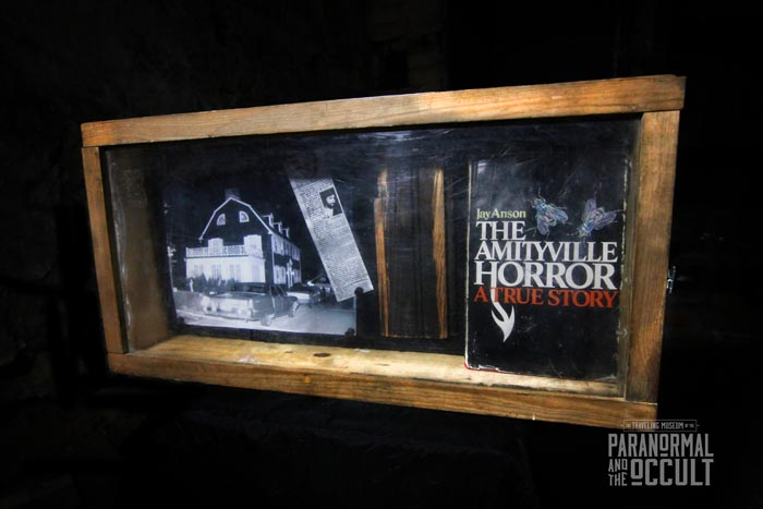 Amityville Horror Artifact on Mysteries at the Museum