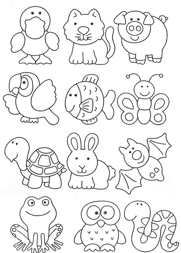 149 Dibujos Para Imprimir Colorear O Pintar Para Ninos Y