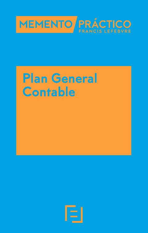 Cuadro Plan General Contable Memento Práctico Plan General Contable 2018 Isbn 9788417317478