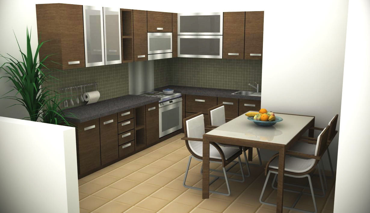 Design Kitchen Set Minimalis Modern Kitchen Set Home Design