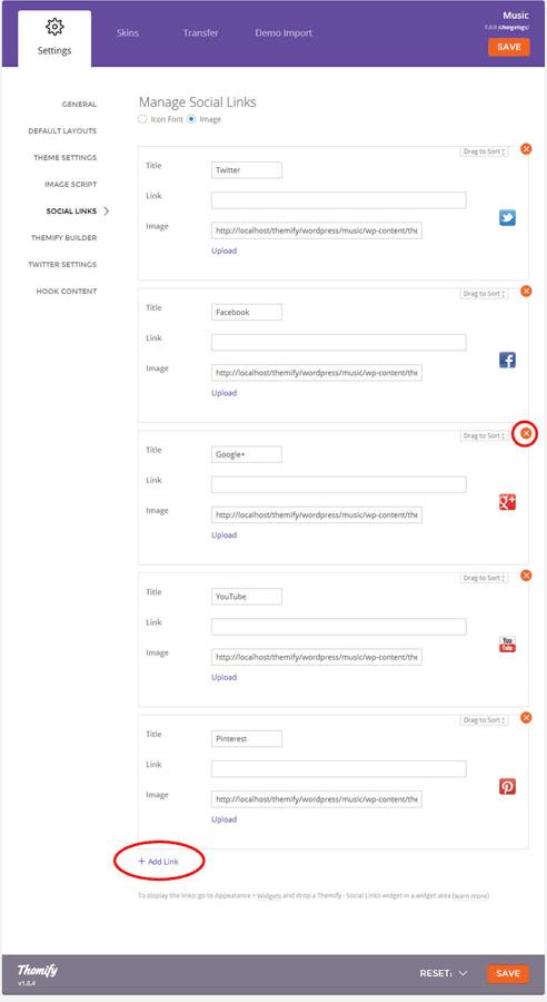 social-links-setup