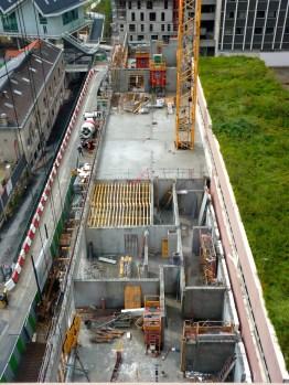 Parc 17, vue de haut