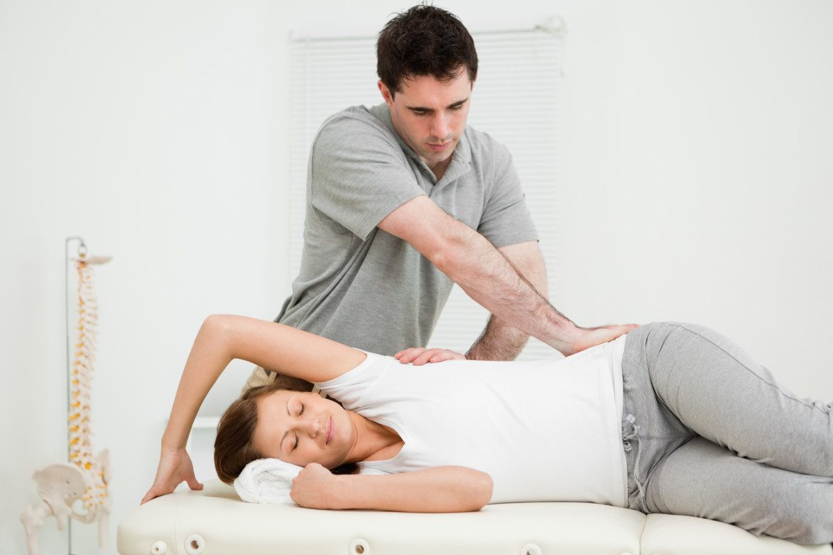 Cuadrado Lumbar Estiramiento Chiropractor In Ajax The Physiotherapy And