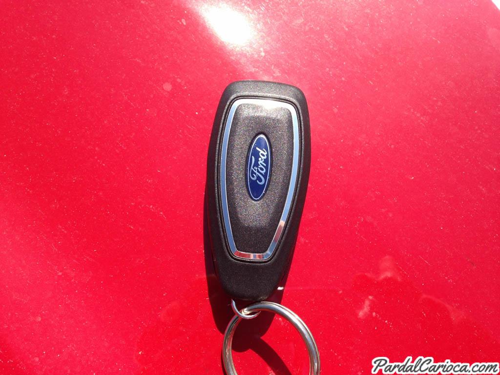 Diário Ford Focus: Funcionamento da Chave