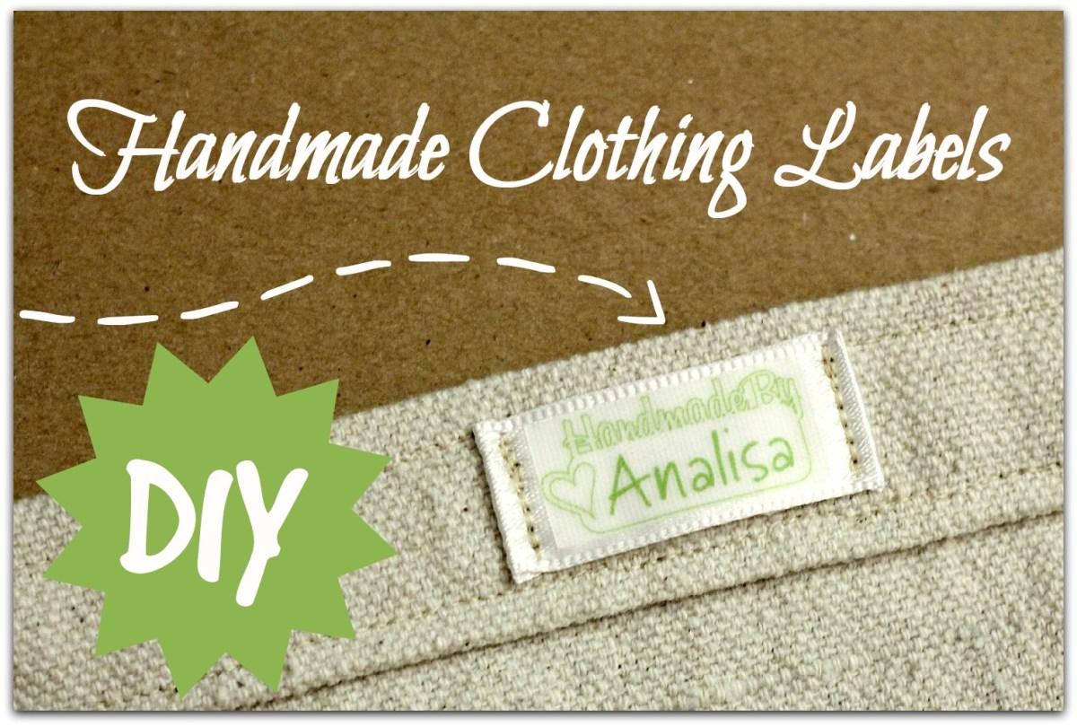 Handmade Clothing Labels