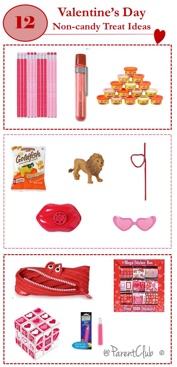 Valentine's Day Non-Candy Treat Ideas