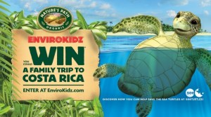 EnviroKidz Win A Family Trip To Costa Rica