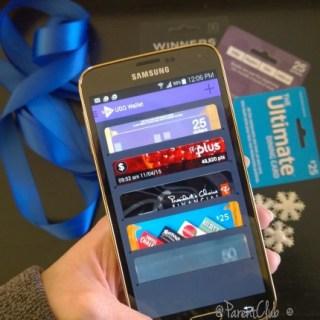 UGO Wallet App Turns Gift Cards Digital