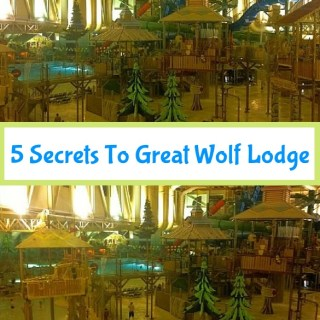 5 Secrets To Great Wolf Lodge