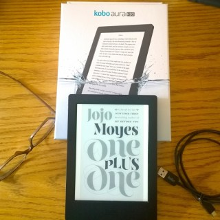 Read Everywhere - Kobo Aura H2O review
