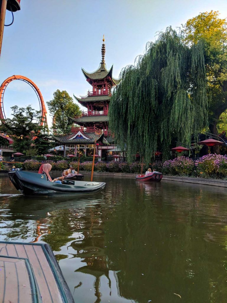 Tivoli Denmark Theme Park Tivoli Gardens Rides For Toddlers All The Rides Your Little Ones