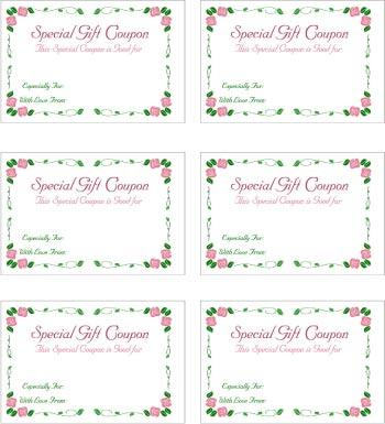 coupons to print out - Klisethegreaterchurch - printable blank coupon template