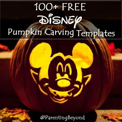 Pumpkin Carving Stencils Patterns Disney Pumpkin Carving Stencil