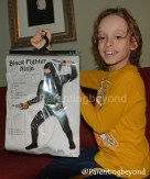 @ParentingBeyond My 9 Year Old Picked Out His Own Halloween Costume For The First Time From BuyCostumes.com @BuyCostumes #Halloween