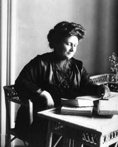 Maria Montessori novatrice