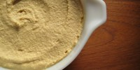 Une recette rapide et saine : l'houmous