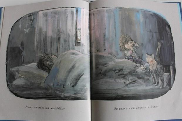 livre pour enfant : réveillés les premiers