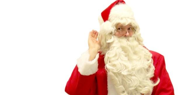 Ne pas faire croire au Père Noël