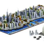 New York puzzle from 4D Cityscape