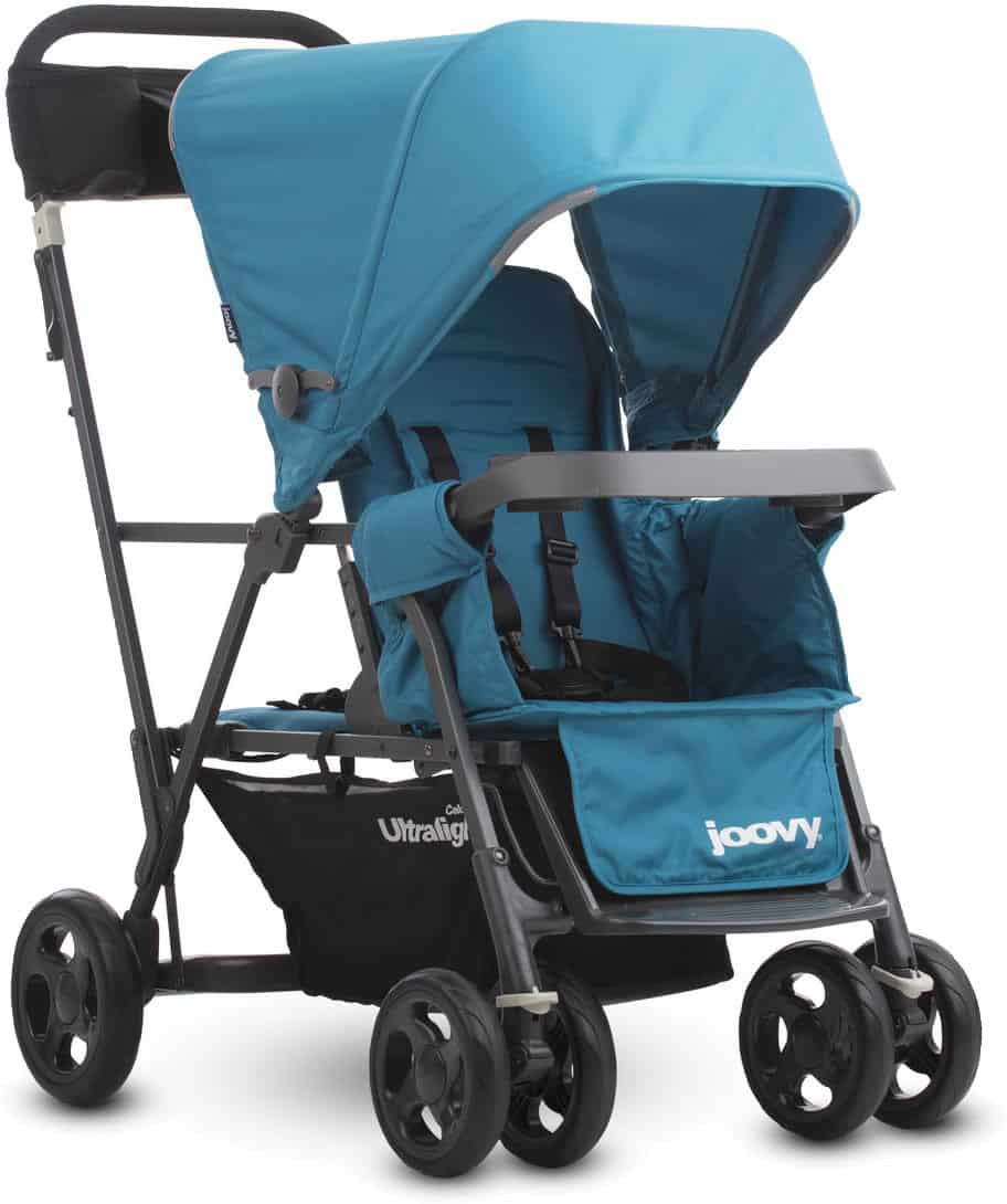 Fullsize Of Sit And Stand Double Stroller