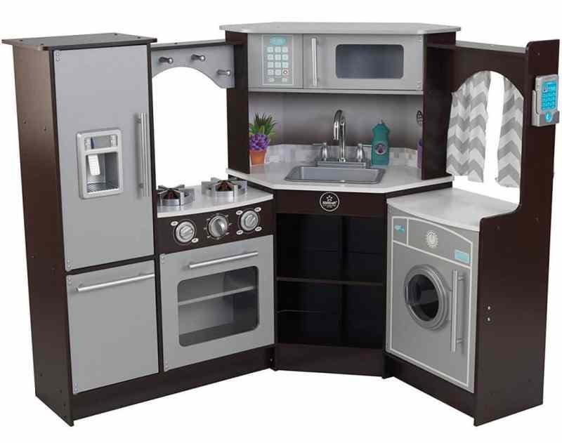 Large Of Kitchen Play Set