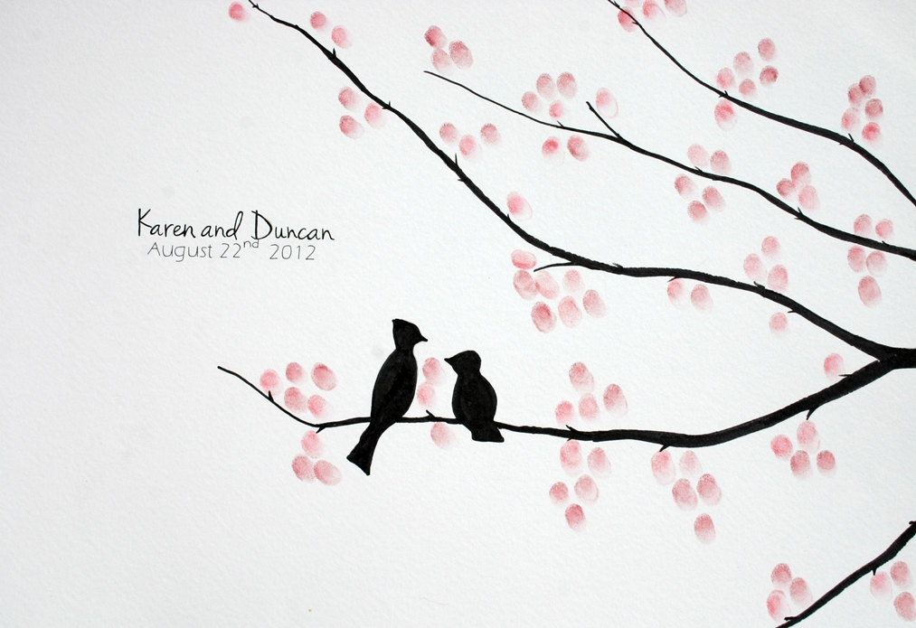Cherry Blossom Tree Template Pictures To Pin On Pinterest