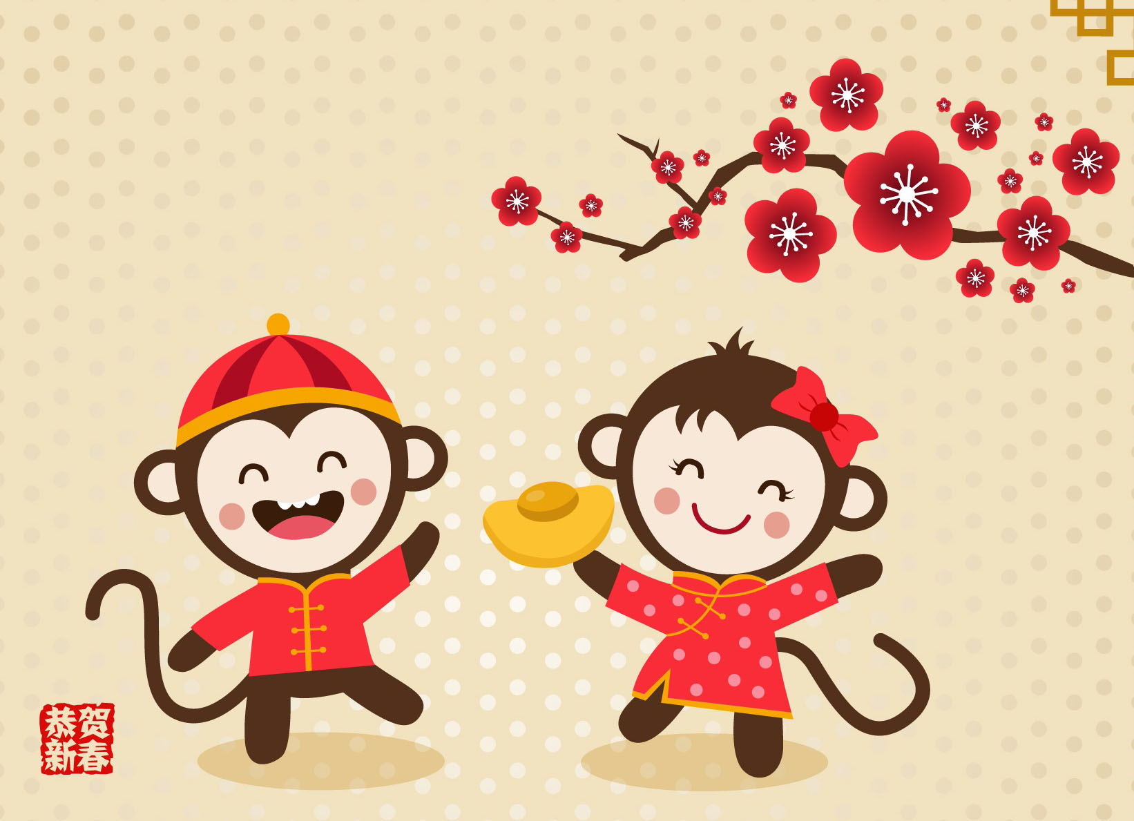 Giving birth in the year of the monkey