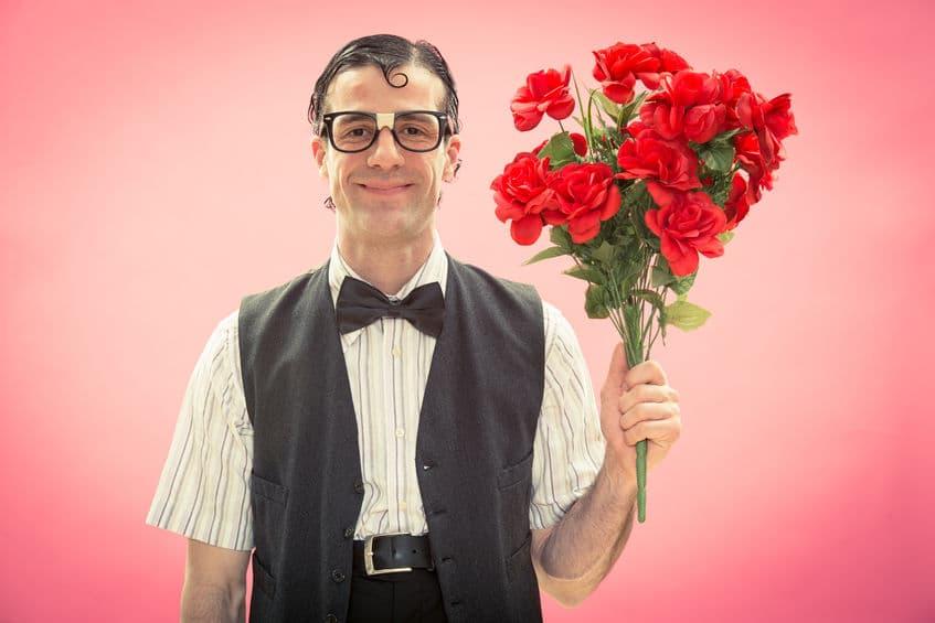 fête mères homme fleur