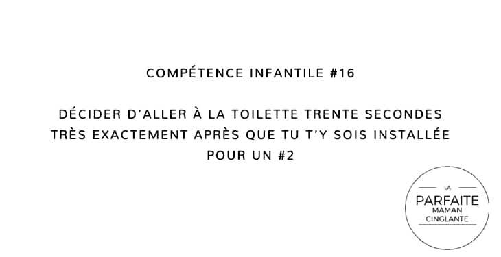 COMPETENCE INFANTILE 16 NUMÉRO 2