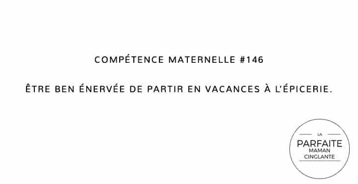 COMPETENCE MATERNELLE 146 ÉPICERIE