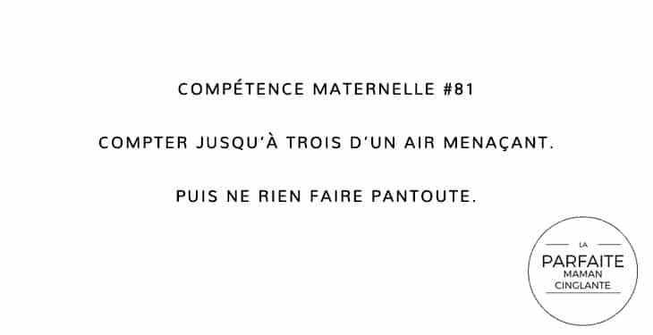 COMPÉTENCE MATERNELLE 81 COMPTER