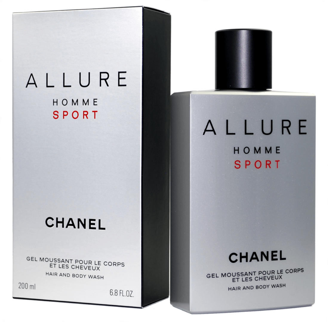 Allure Homme Sport Chanel Allure Homme Sport Sprchový Gél 200 Ml Chanel