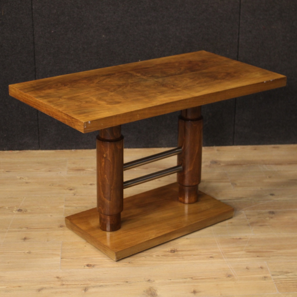 Couchtisch Vintage Wood Coffee Table Living Room Modern Antique Design Art Deco Furniture In Wood 900 Ebay