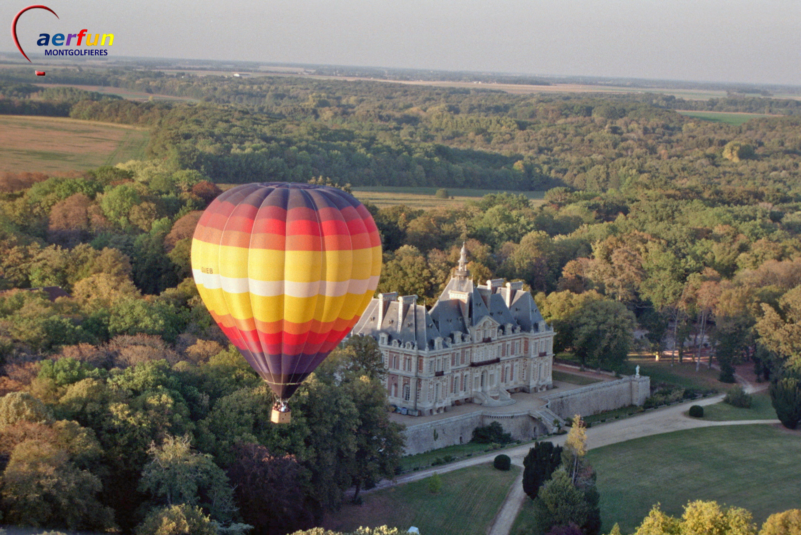 Infos Reims Photo Gallery - Aerfun Paris Balloons