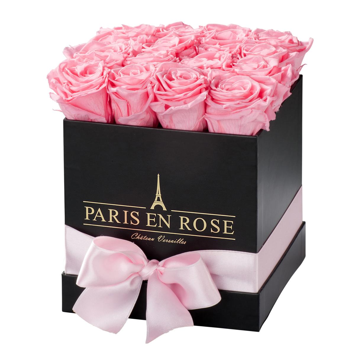 Grace Flower Box Paris En Rose Rosenbox Chateau Versailles