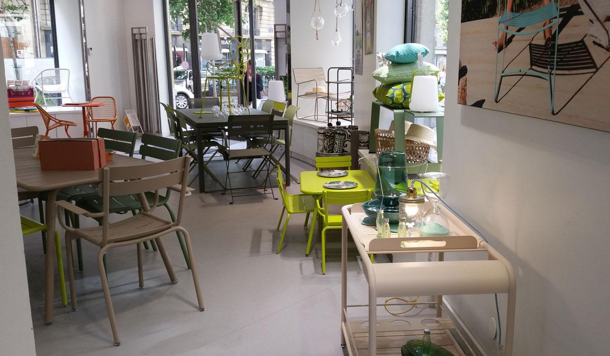 Design Mobilier Jardin