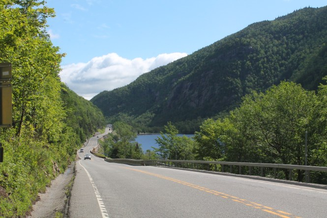 Scenic drives in the Adirondacks