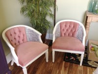 Before and After: Shabby Chic Chairs | The Paris [Avenue ...
