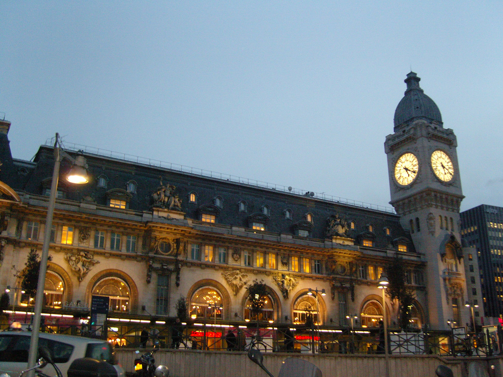 Gare De Paris Hotels Near Gare De Lyon Parisbym