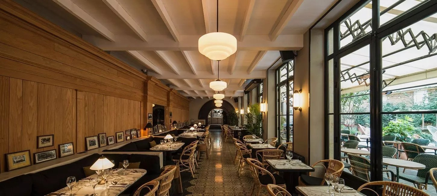 Restaurant Design Paris Trendy Restaurant Bambou Paris Capitale