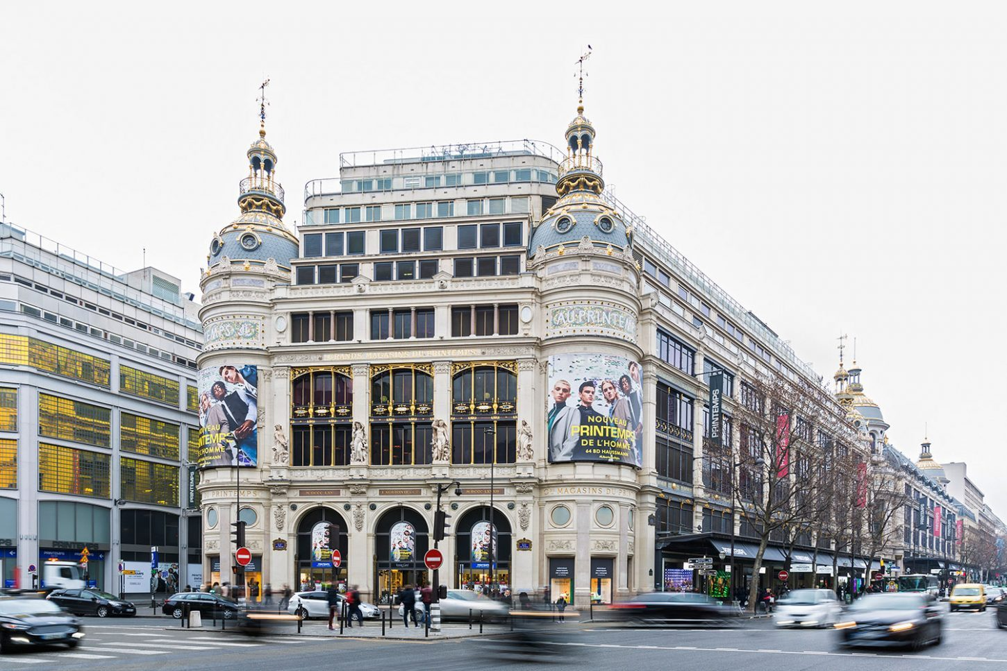Le Printemps Paris Shopping Address Printemps For Men Paris Capitale