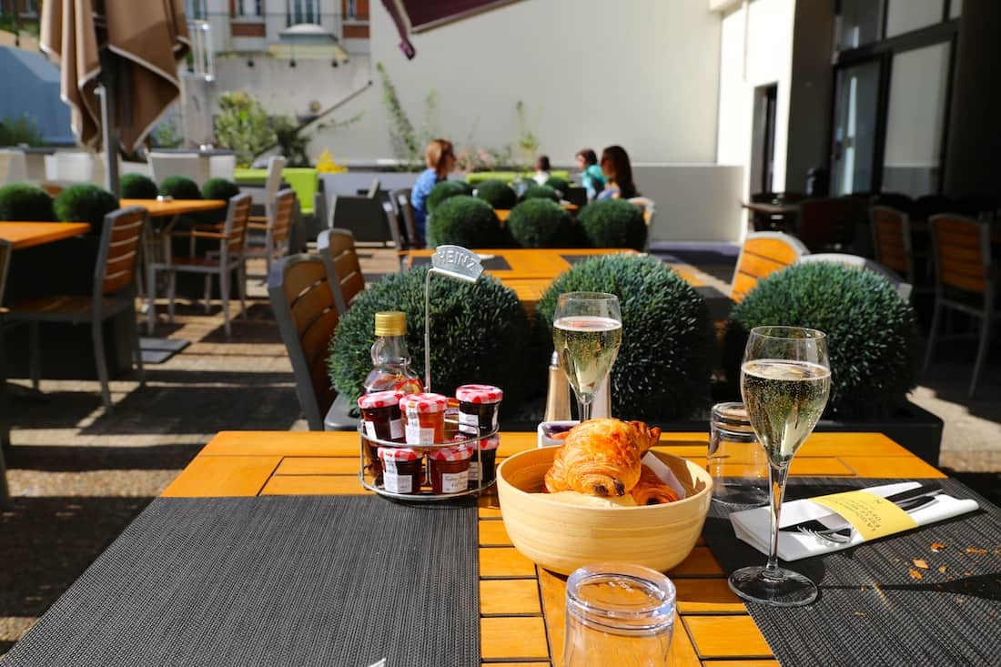 Brunch Paris Terrasse Brunch Au Novotel Vaugirard