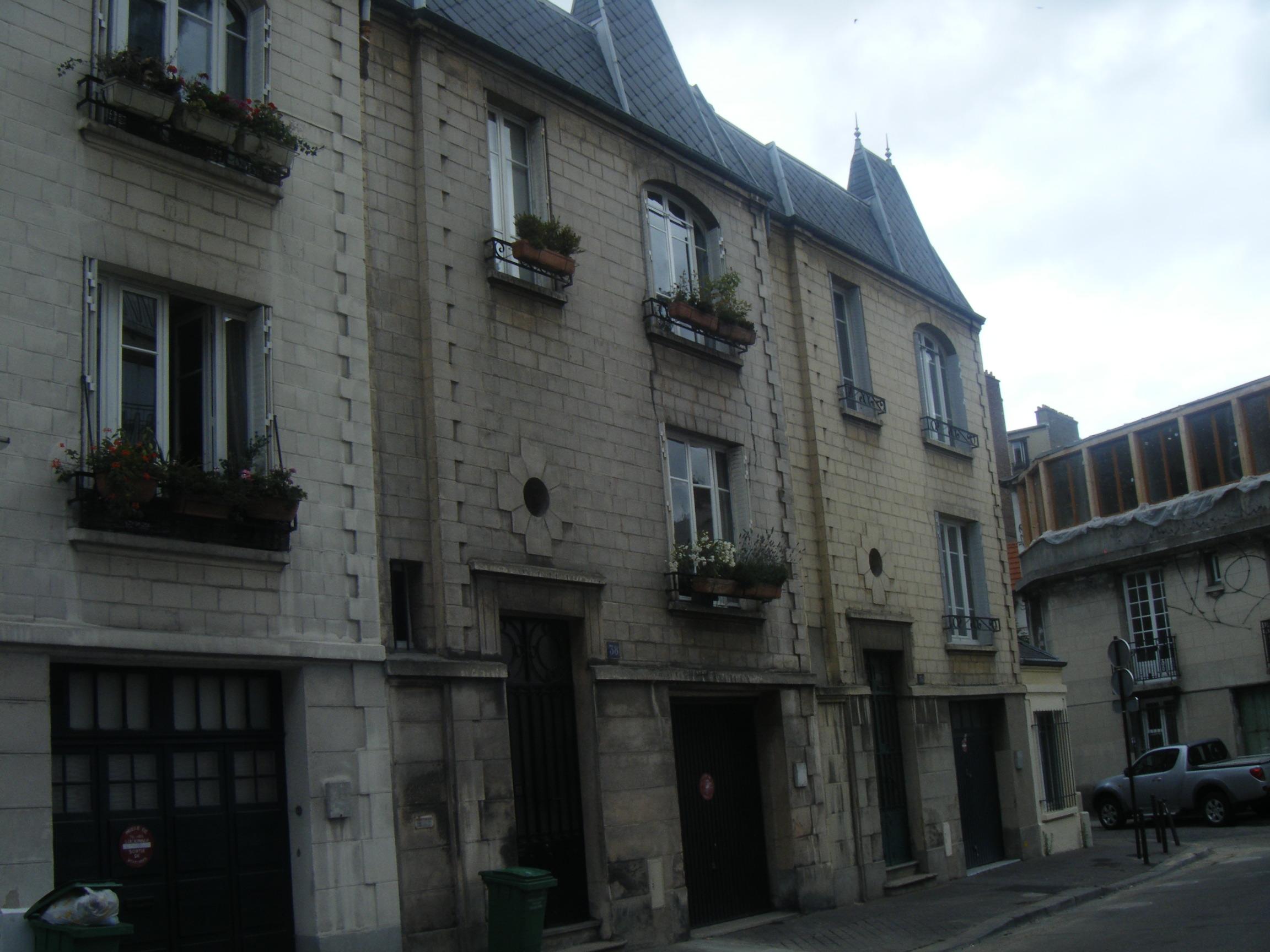 les petites maisons du 15 me arrondissement paris maman moi. Black Bedroom Furniture Sets. Home Design Ideas