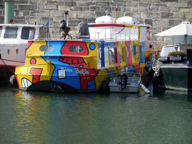 Le port de l 39 arsenal mon bord de mer parisien paris - Port de l arsenal paris ...